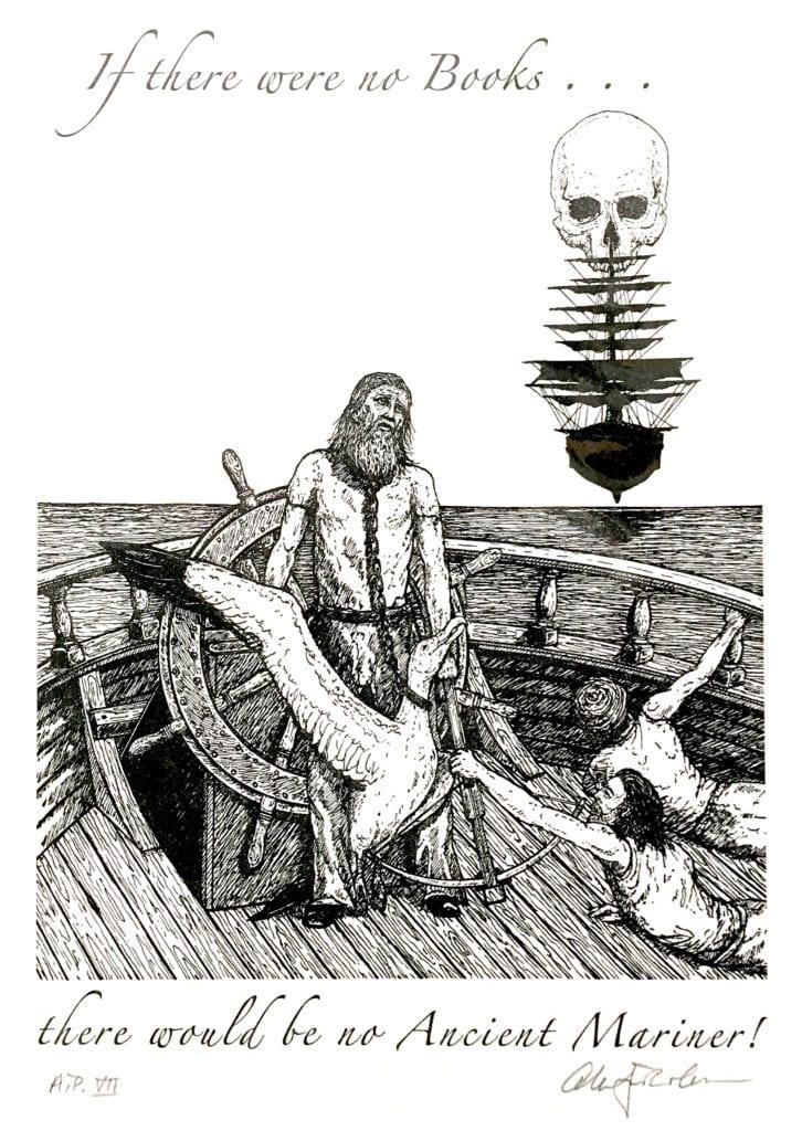 Ancient Mariner Print