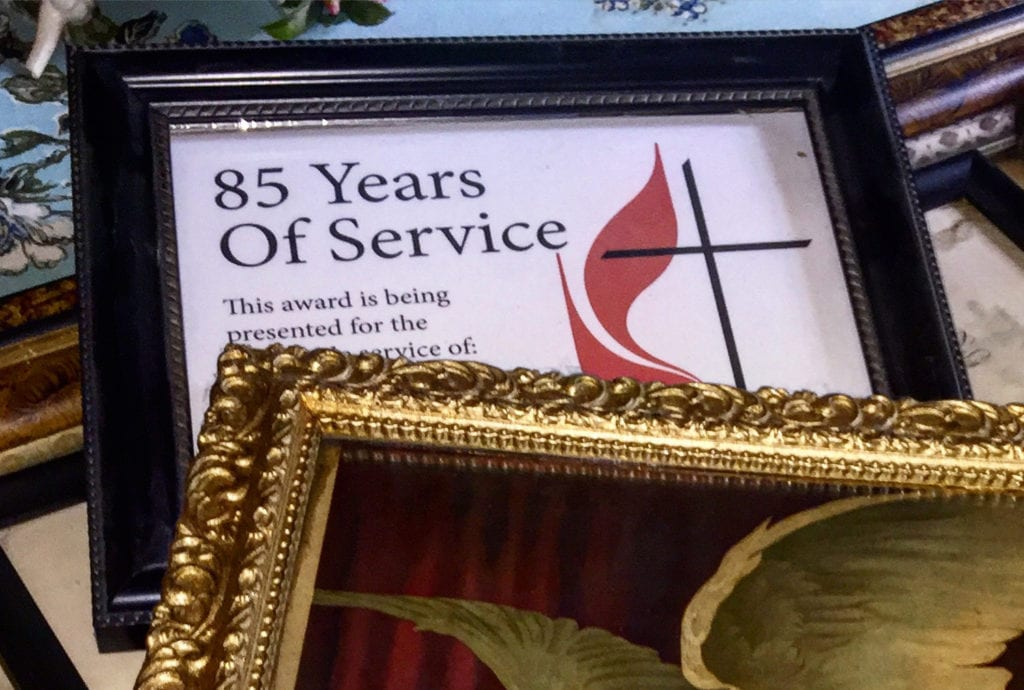85 Years Award