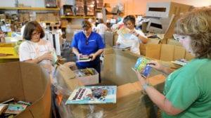PNC Book Donation