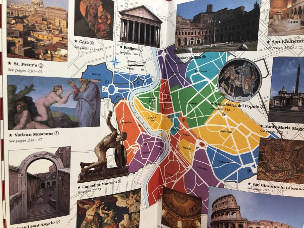 Rome's DK Regions
