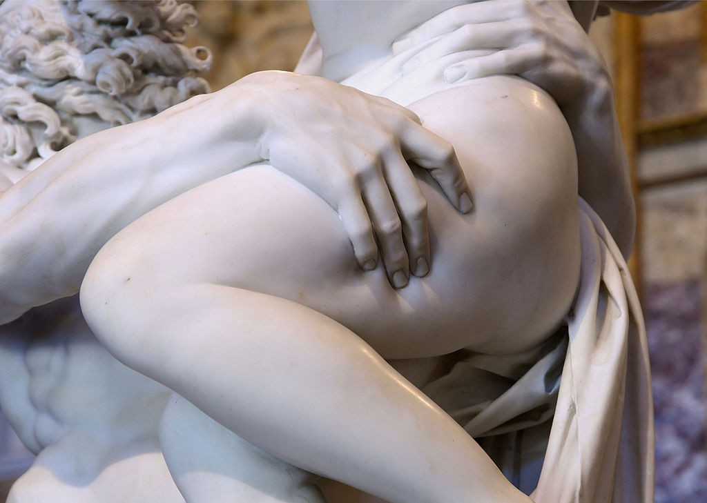 The Rape of Proserpina by Bernini
