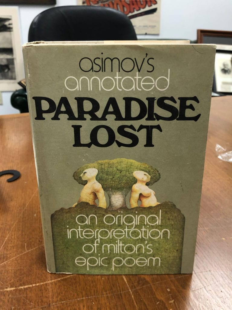 Annotated Paradise Lost