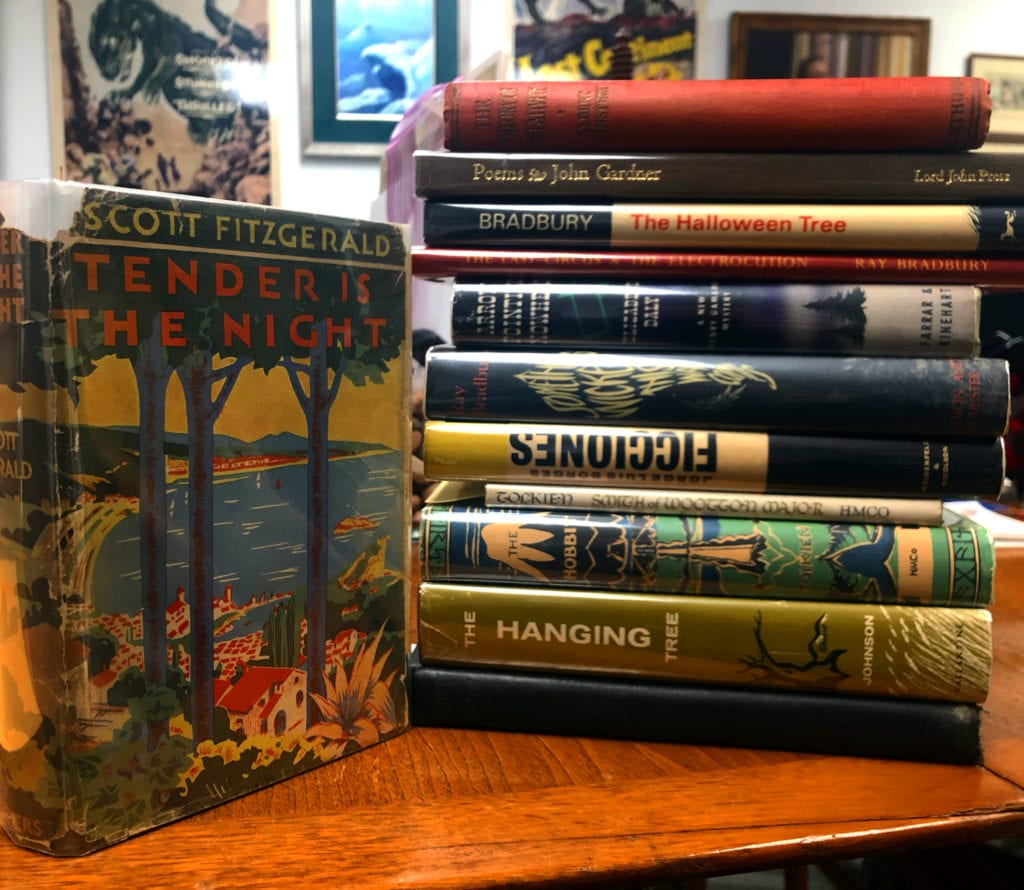 Chuck's Books