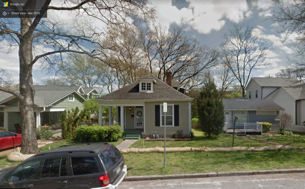 Jim's Nashville Home