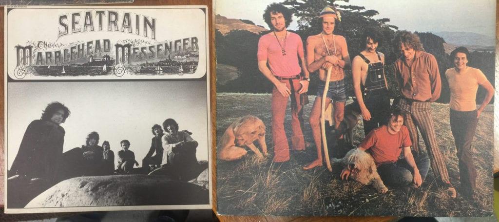 Seatrain Albums