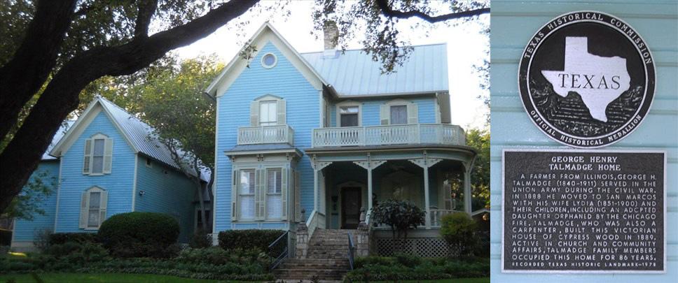 Talmadge Home