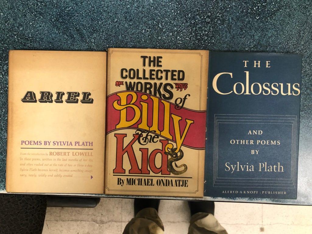Plath Books