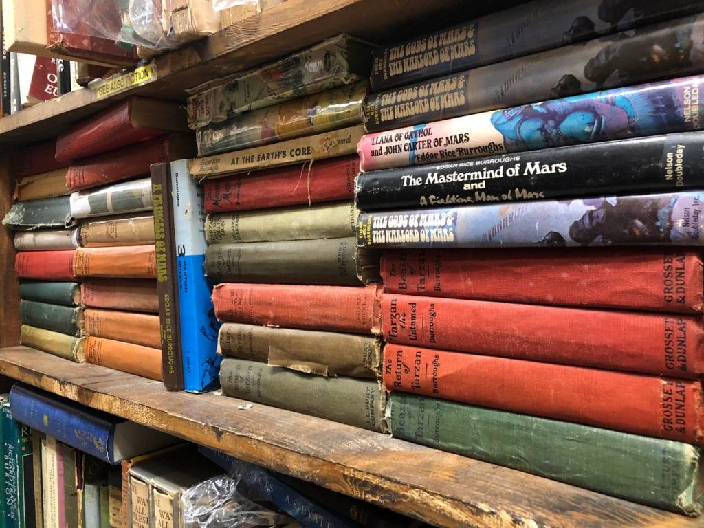 Edgar Rice Burroughs Reprints