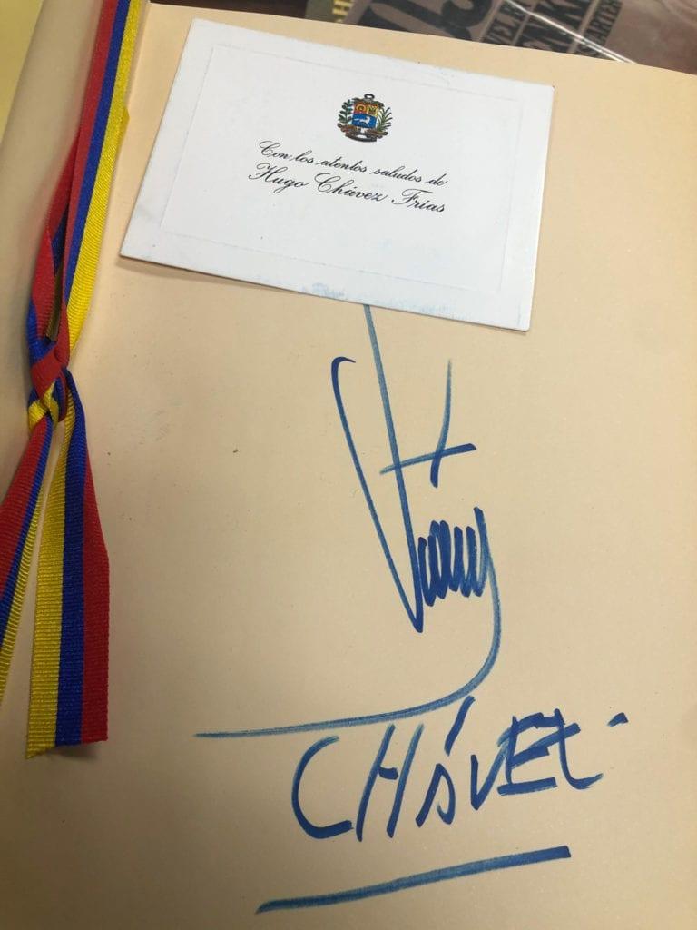 Chavez Signature
