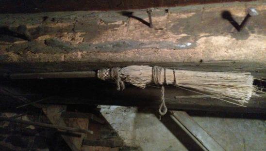 Handmade Broom