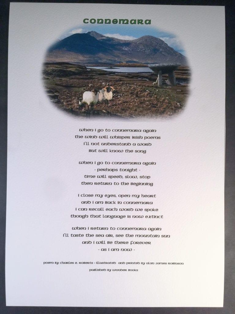 Connemara Poem
