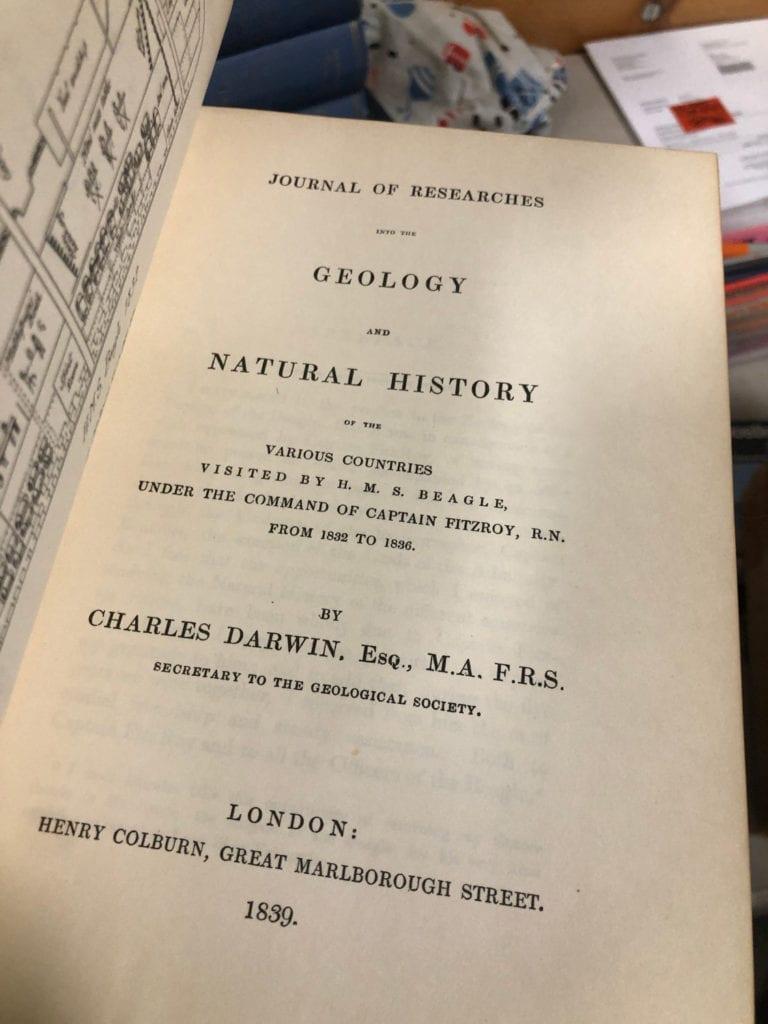 Darwin Facsimile