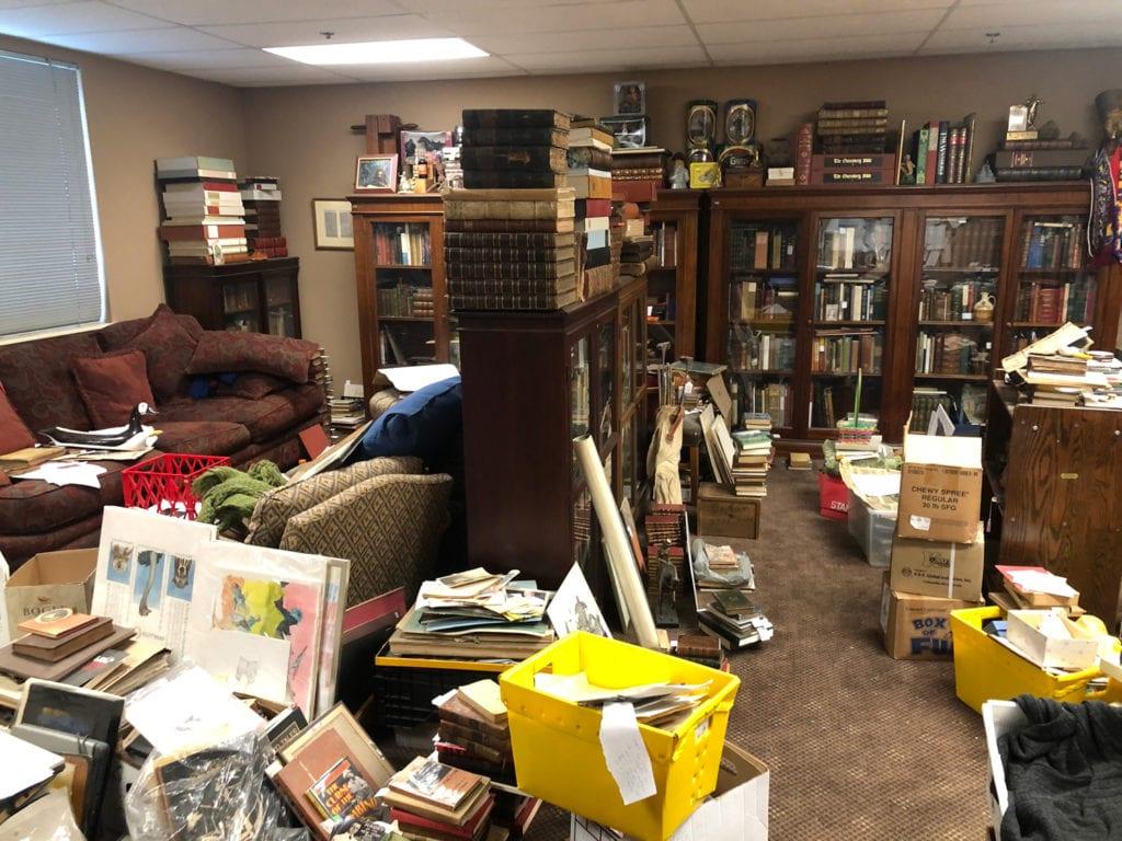 Chuck's Office