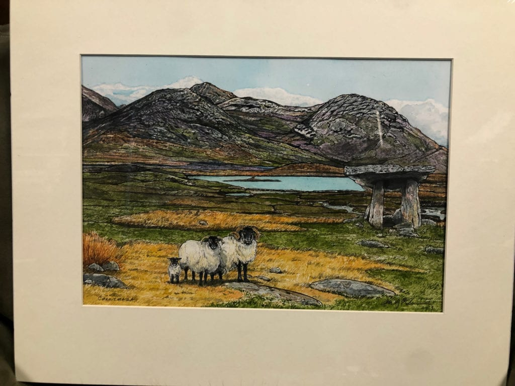 Connemara Watercolor