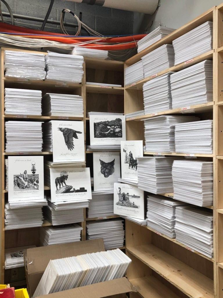 Letterpress Stock