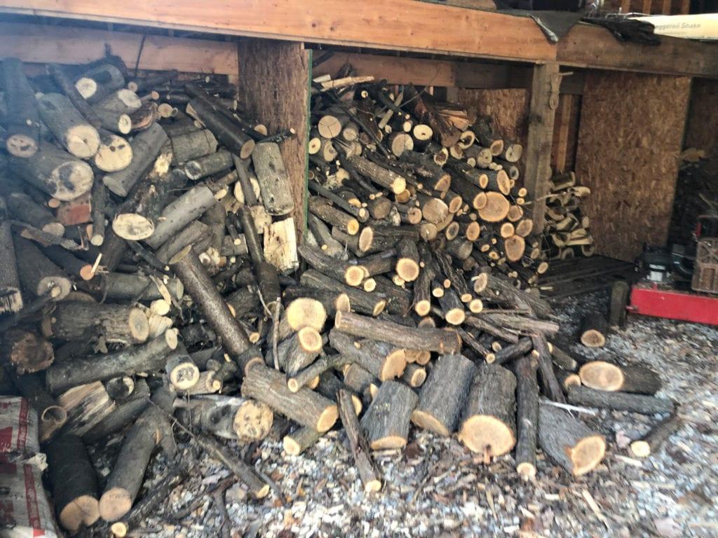 Cut Wood