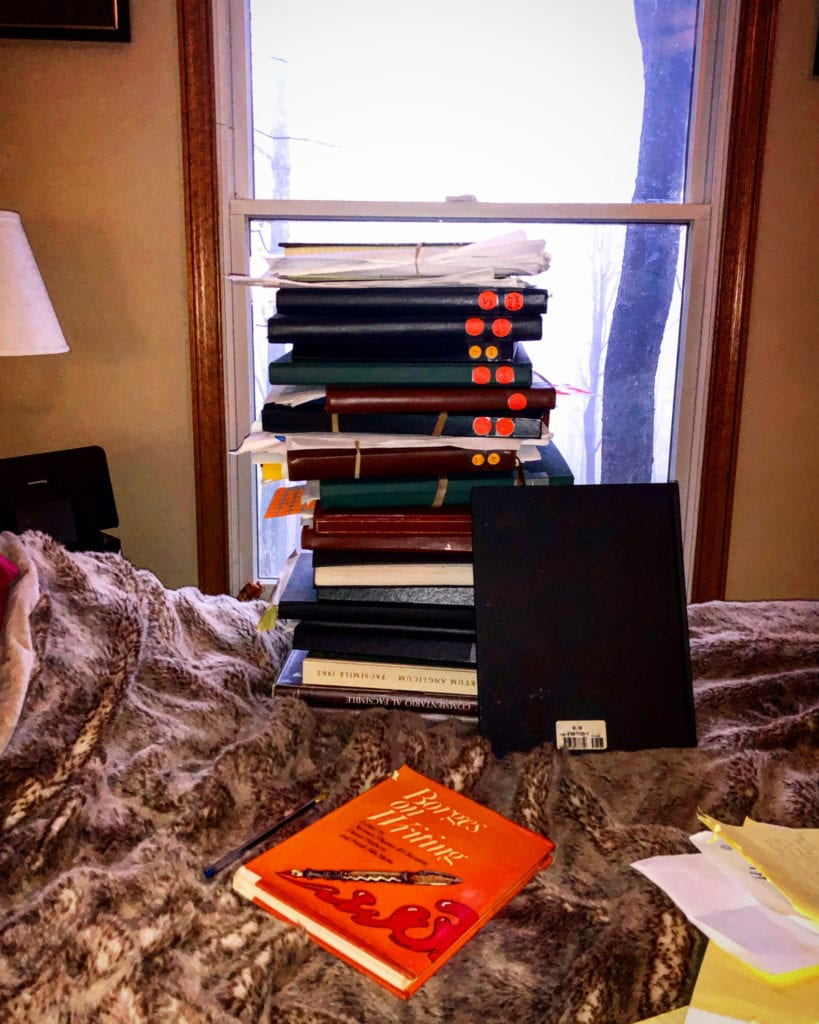 Journals and Borges