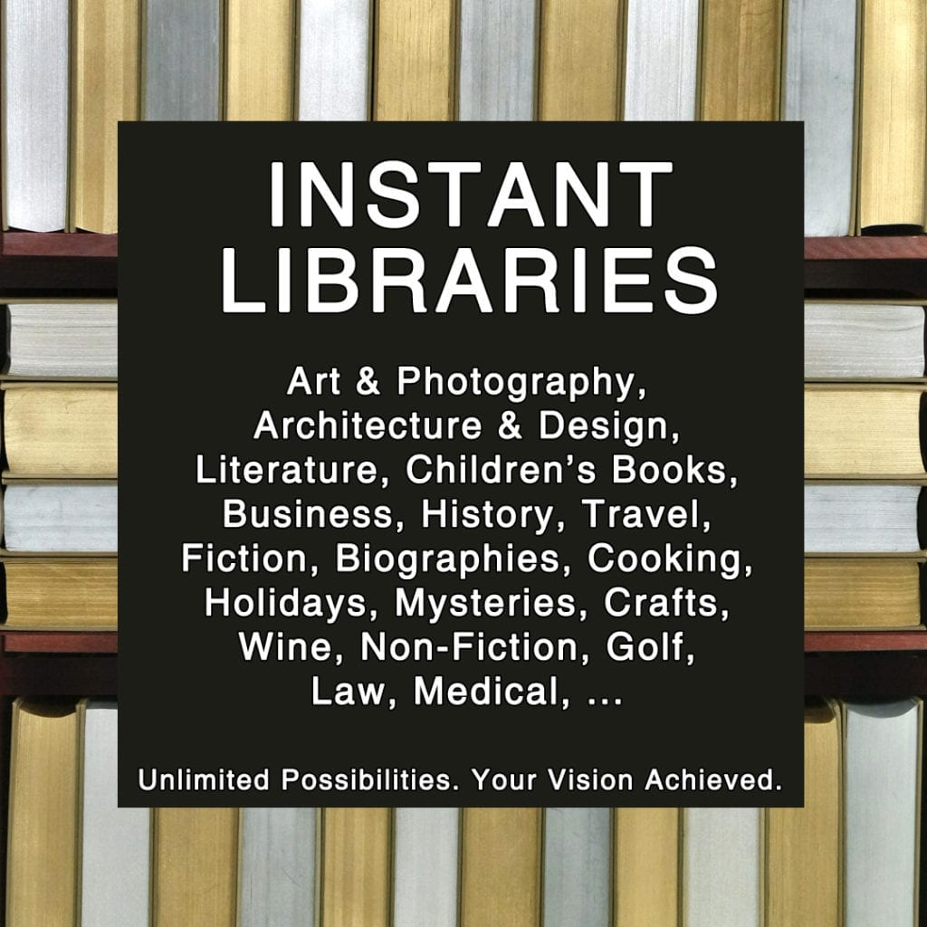 Instant Libraries