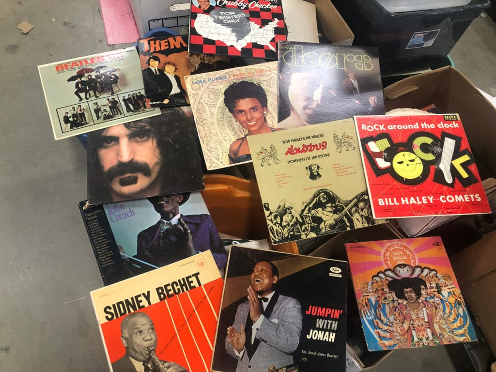 Collectible LPs