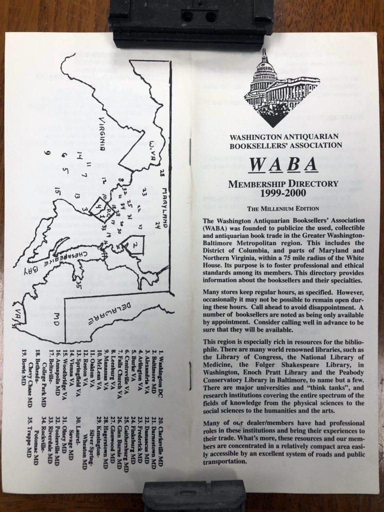 WABA Membership Directory