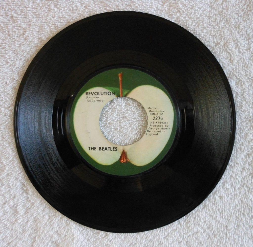 Revolution 1968 45
