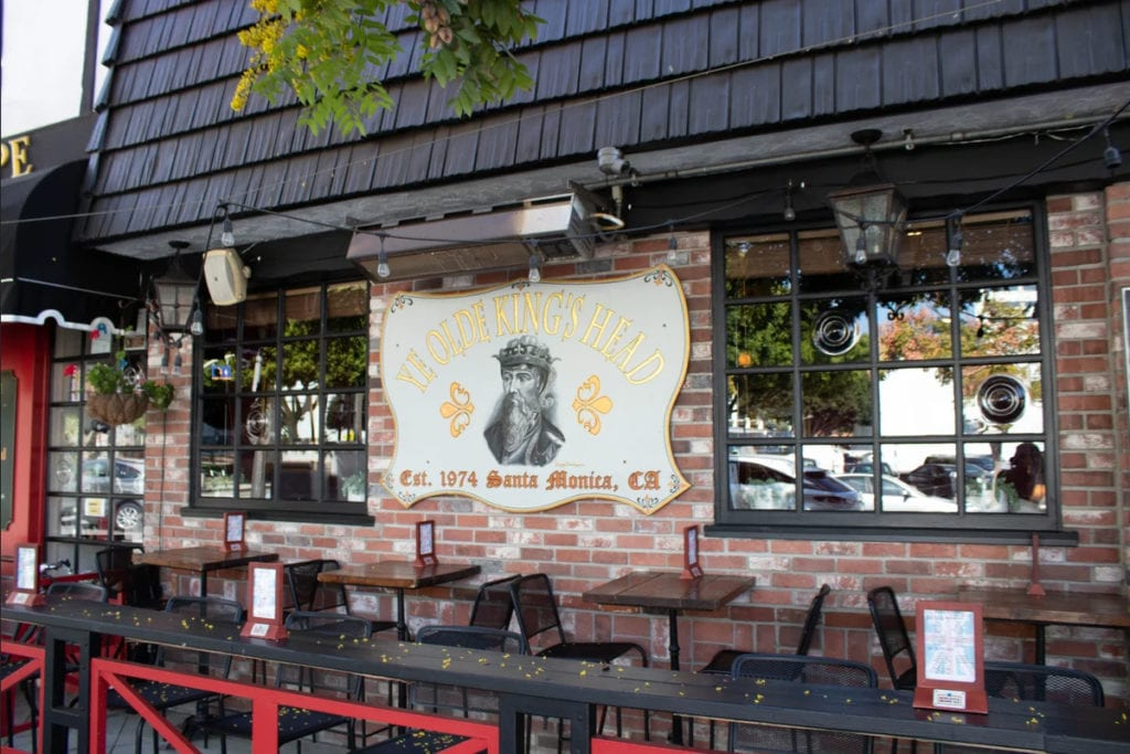 Ye Olde King's Head Pub