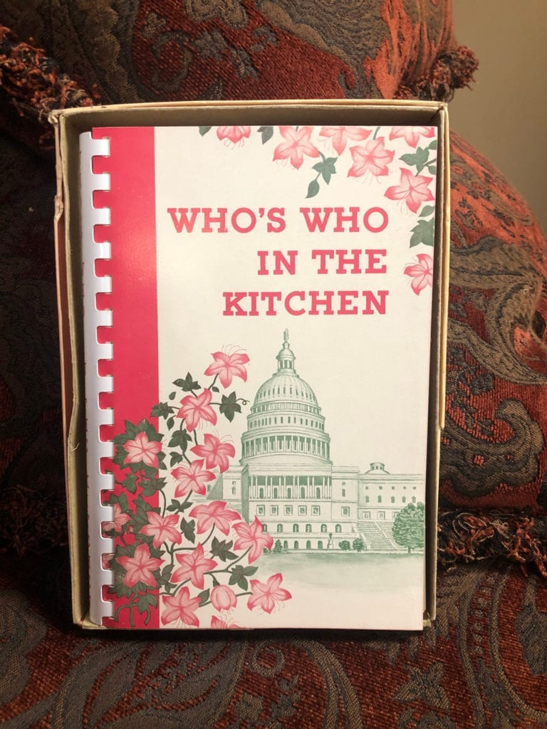 Who's Who in the Kitchen