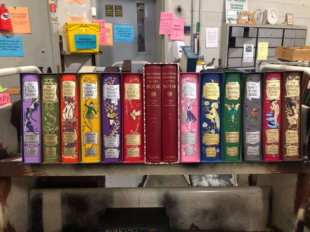 Lang's Fairy Tale Books