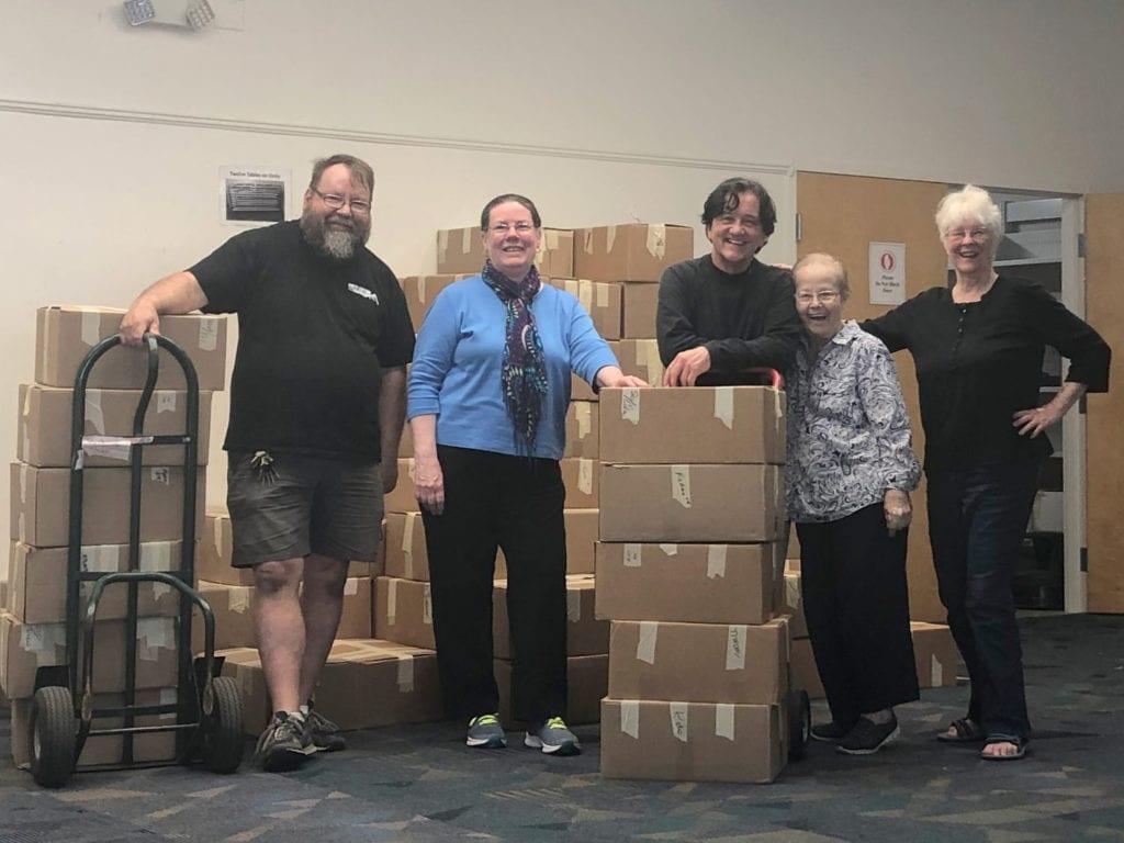 Wonder Book Staff & Reston Volunteers