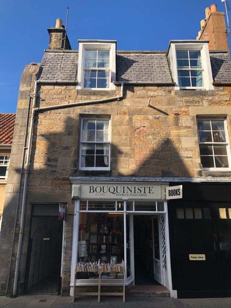 Bouquiniste Bookstore