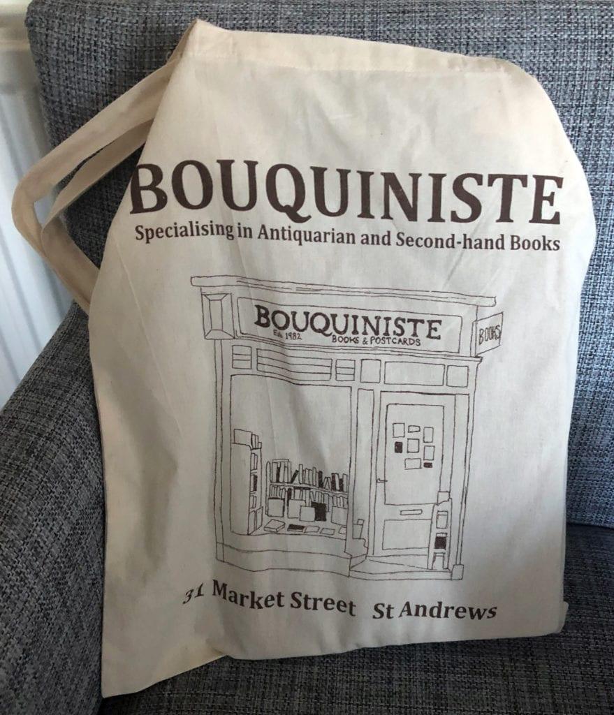 Bouquiniste Tote