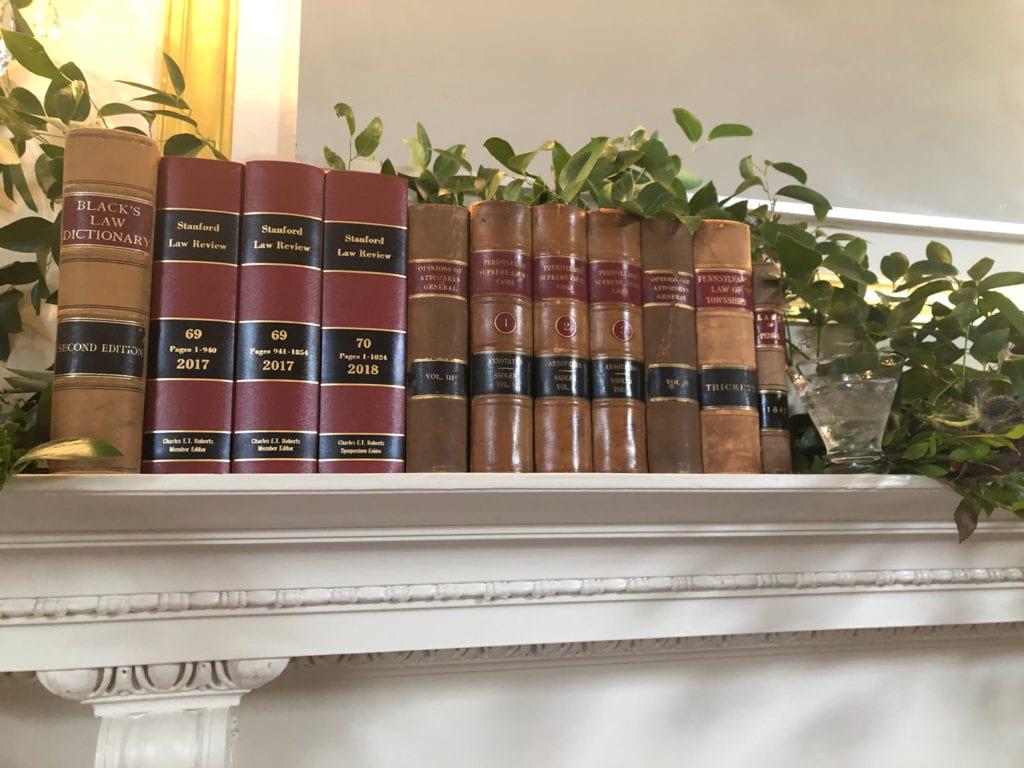 Vintage Law Books