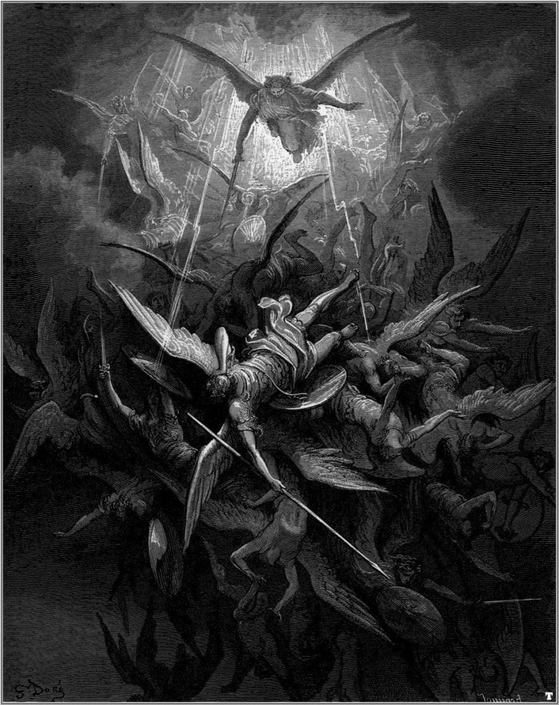Paradise Lost Angels