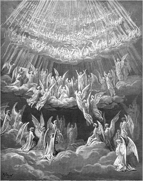 Multitude of Angels