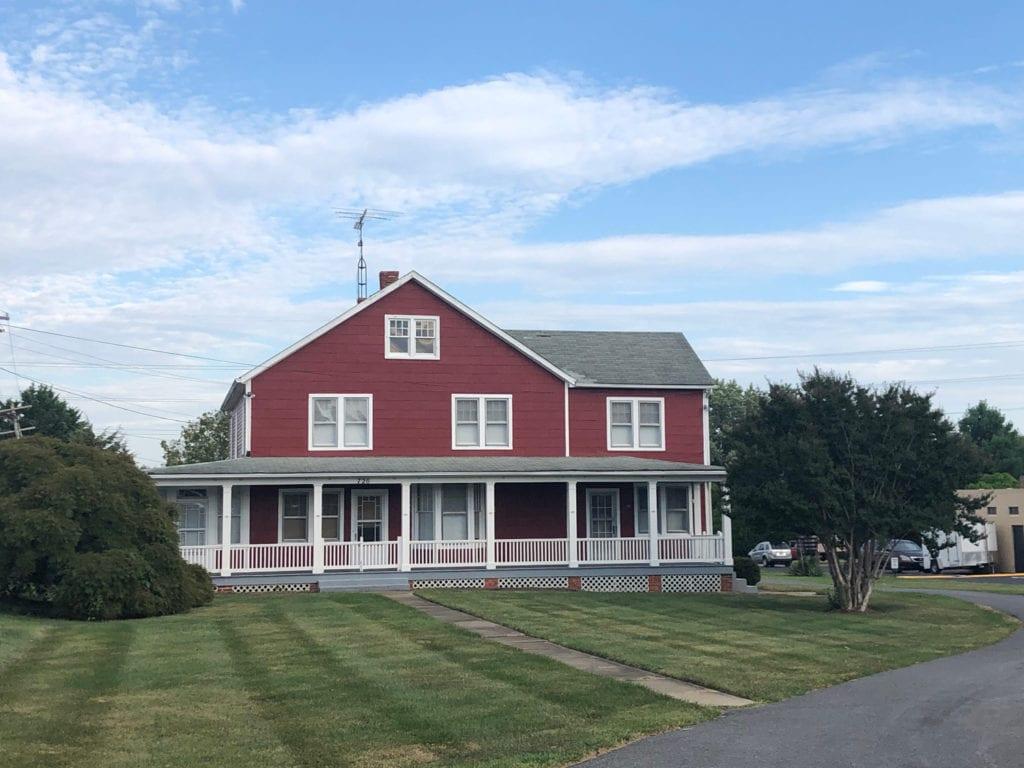 Repainted Frederick City Farm