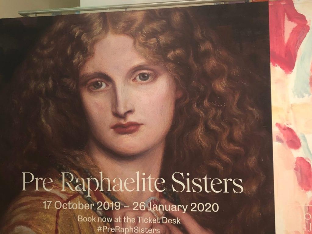 Pre-Raphaelite Sisters