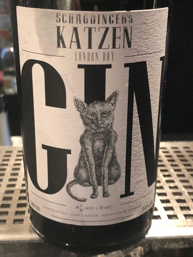 Schrodinger's Katzen Gin