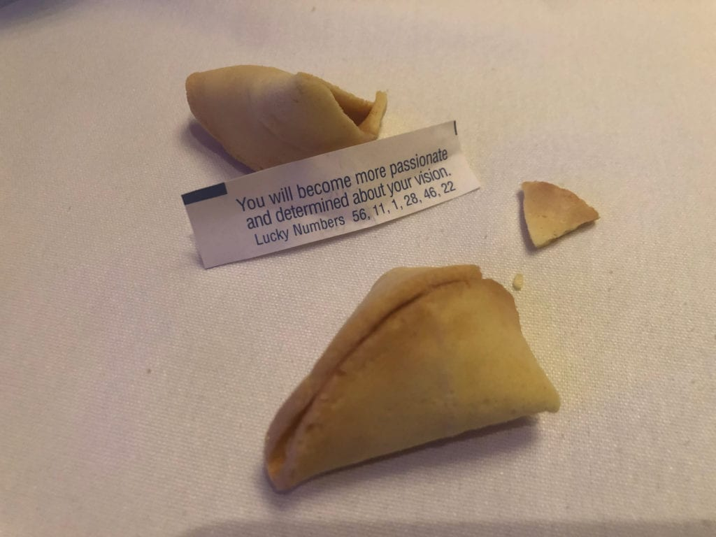Chuck's Fortune Back