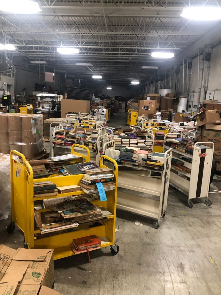 Culled Carts