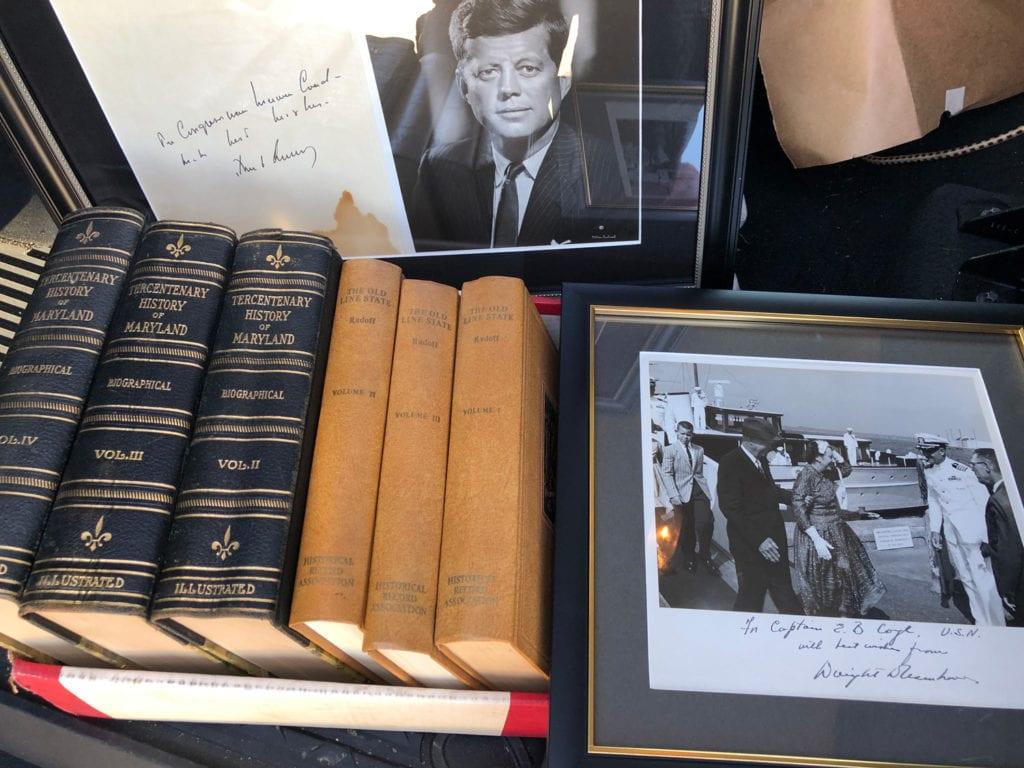 Framed Prints & Maryland Histories