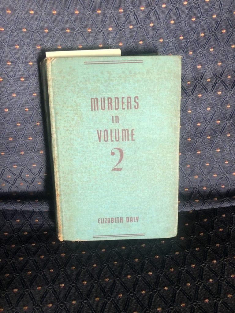 Murders in Volume