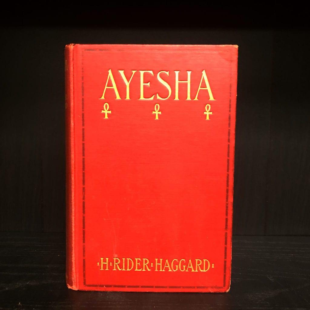 Ayesha Book