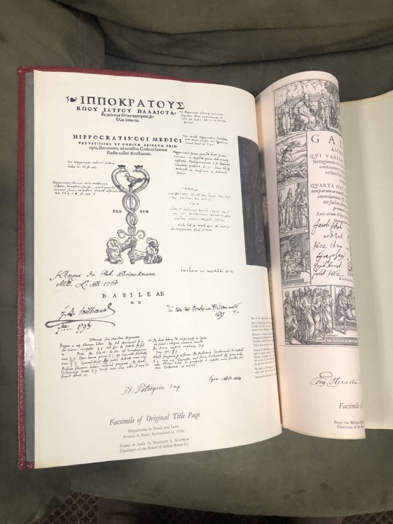 Title Page Facsimiles