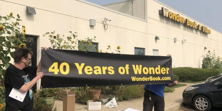 40th Anniversary Banner