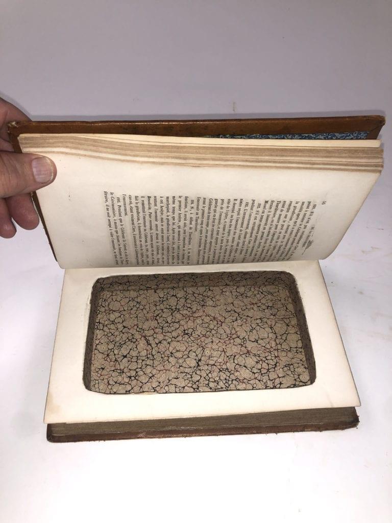 Vintage Book Safe