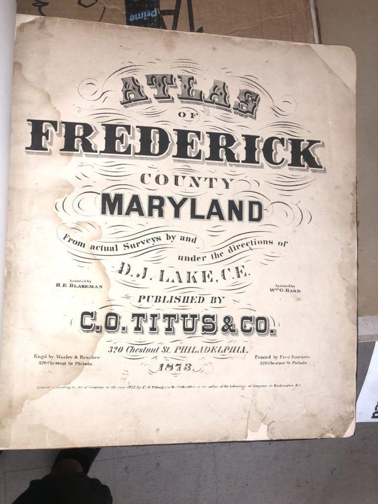 Frederick Atlas