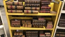 Leather-Bound Books