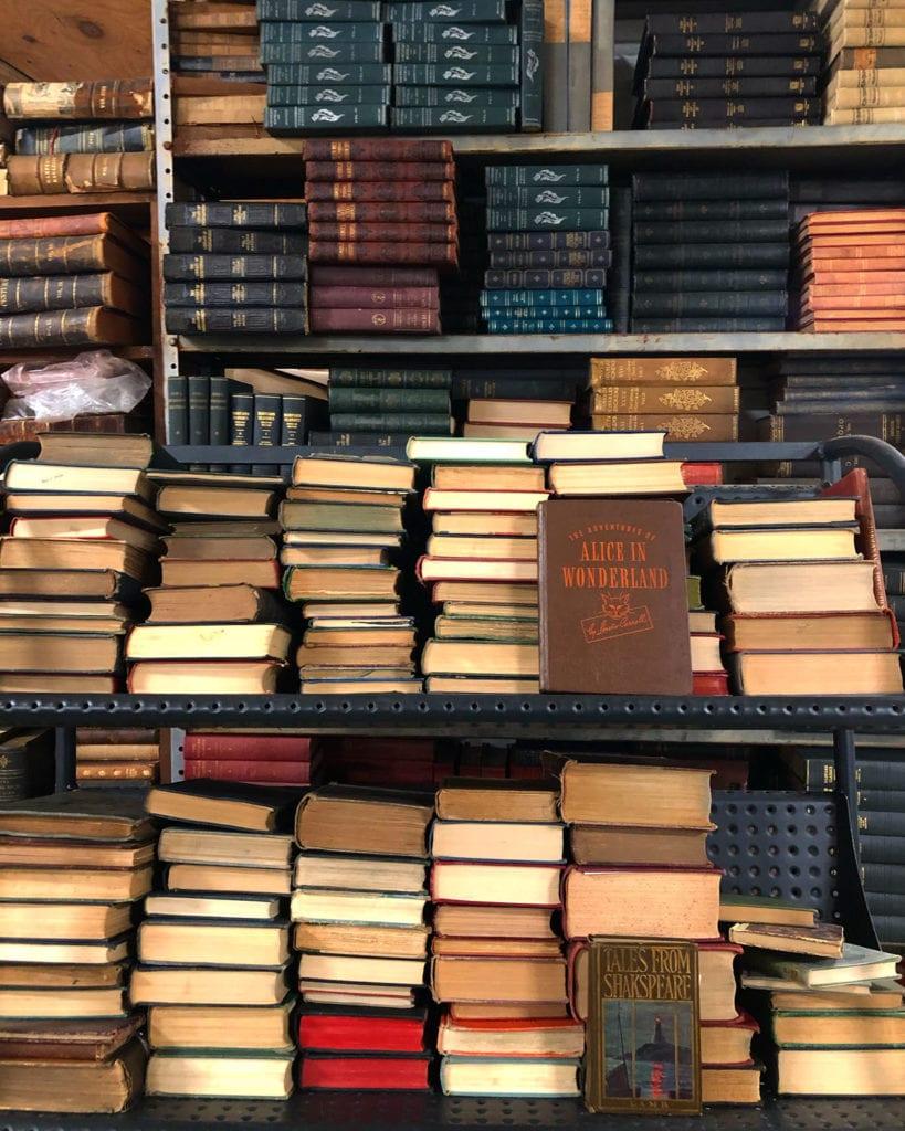 Saturday's Books