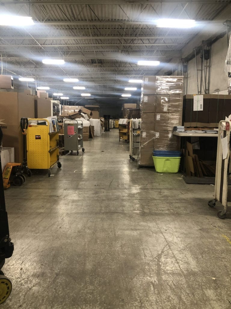 Lonely Warehouse