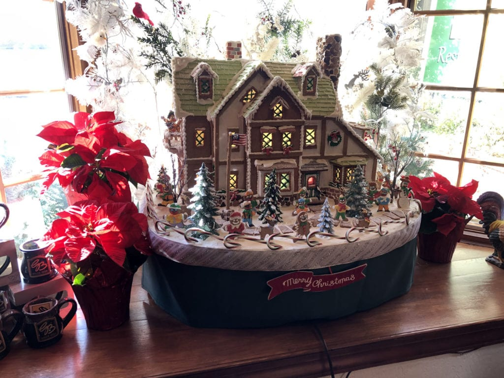 Gladchuck's Gingerbread House